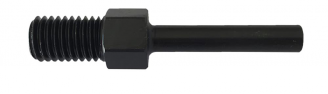 Adapter 5/8-11 Male to 3/8 Shank