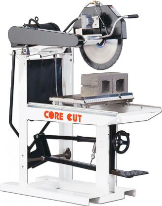 CoreCut CC800 Block Saw Electric