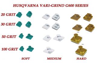 Husqvarna  VARI-GRIND G 600 Series 3 Pack