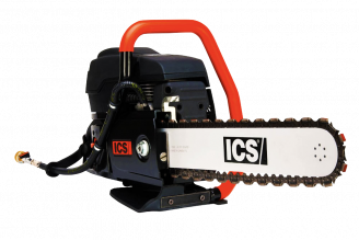 ICS Gas Powered Chain Saw 695XL GC