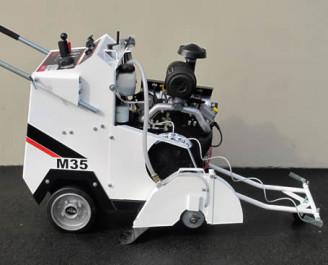 Morley M35 35HP Gas Saw