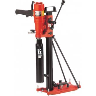 Core Bore M-4 Complete Combination Drill Rig 6 Capacity - 3' Hand Held