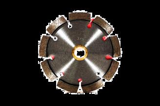 #375 Premium Tuckpointing Blade, 3/8 Wide Jumbo 4 - 8