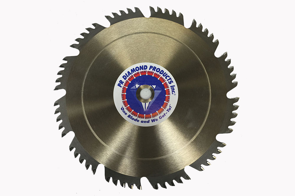 # ATB-R Combination Wood Cutting Blade 71/4 - 14